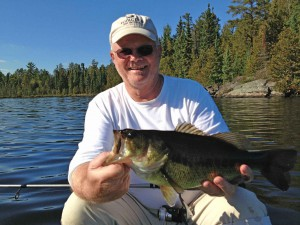 Mike Hamilton Largemouth Bass