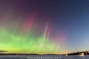 Nace Hagemann's Northern Lights