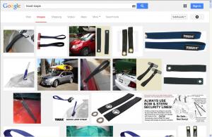canoe straps