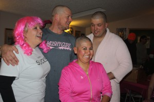 Bald, Brave and Beautiful