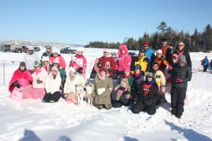 Mush for a Cure 2014 Participants