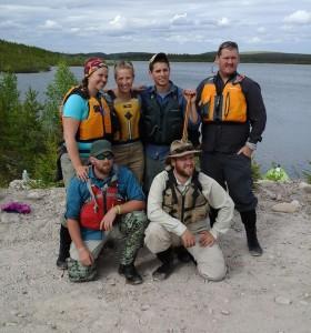 Hudson Bay Crew