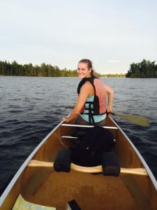 Canoeing the BWCA