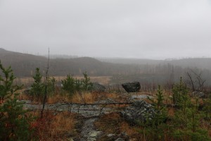 A day on the Gunflint Trail