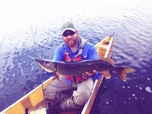 BWCA Fall canoe trip