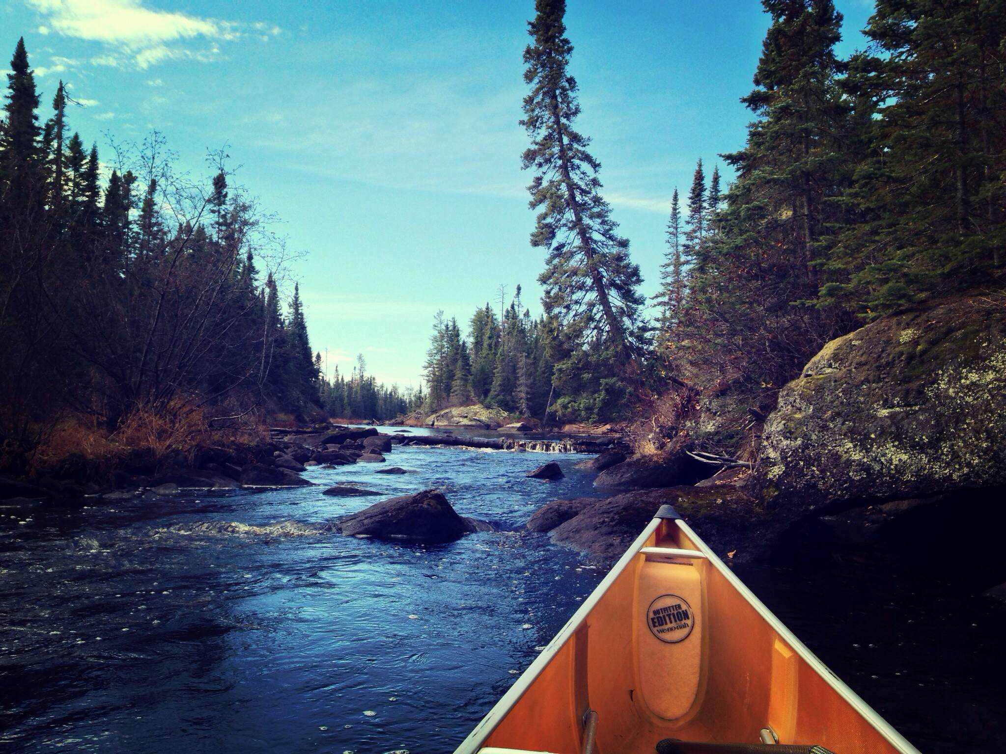 Boundary Waters Blog