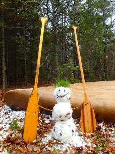 Halloween BWCA canoe trip