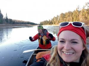 BWCA canoe camping trip