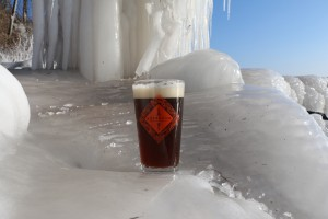 Craft Beer on ice