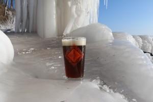 Craft Beer on ice