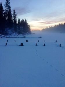 Gunflint Trail Sunset