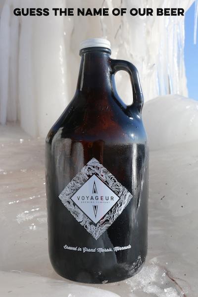 Voyageur Brewing Company Contest