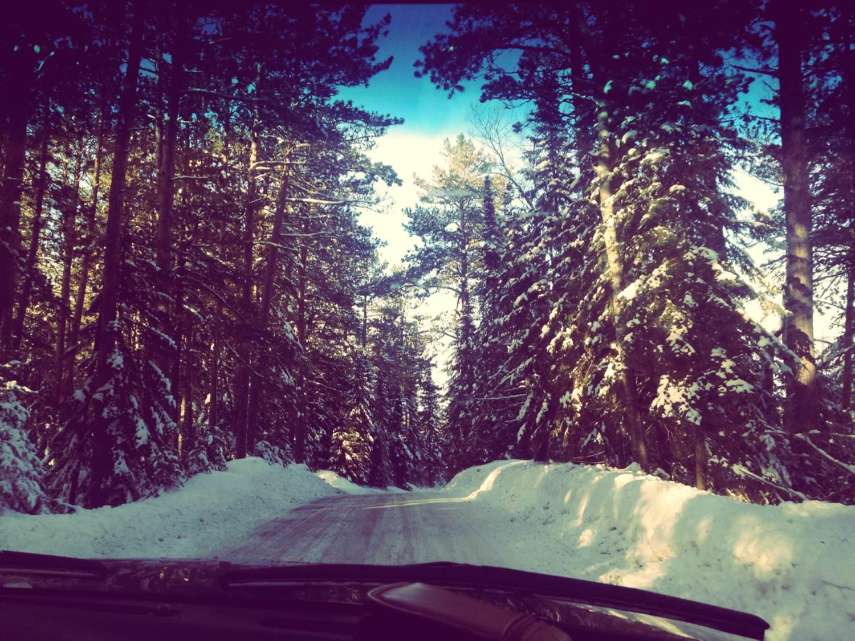 Winter in the BWCA