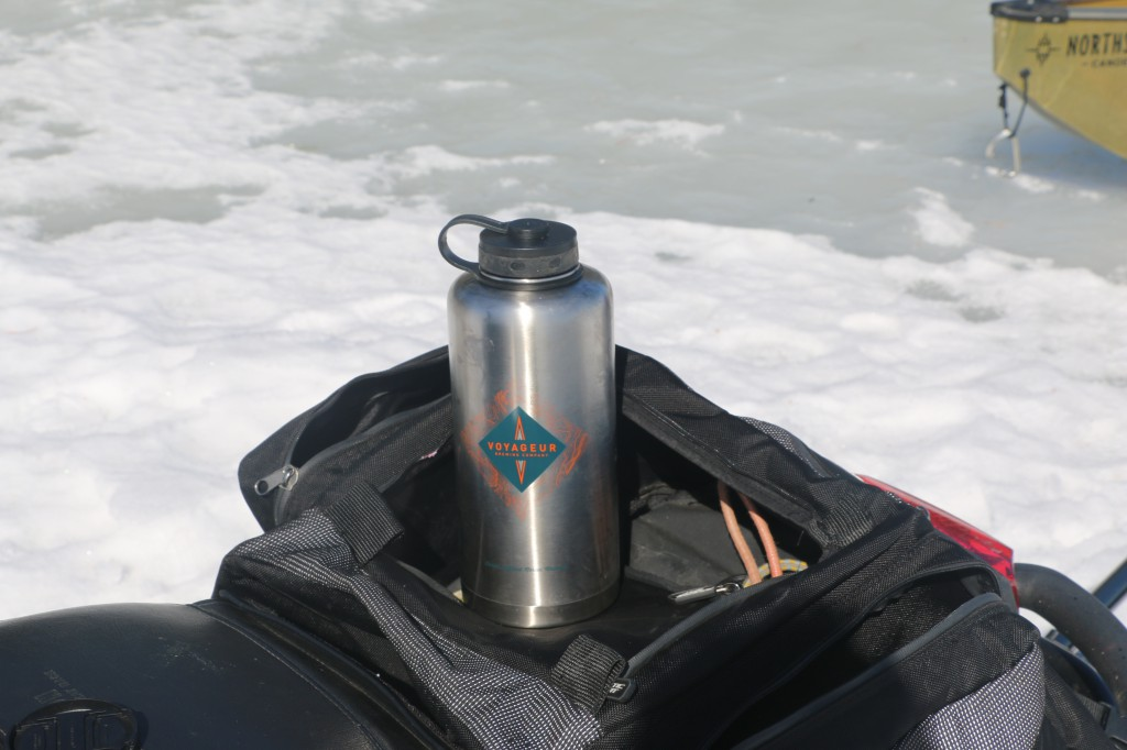 BWCA ice trip