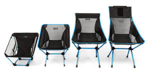 Boundary Waters camp chairs