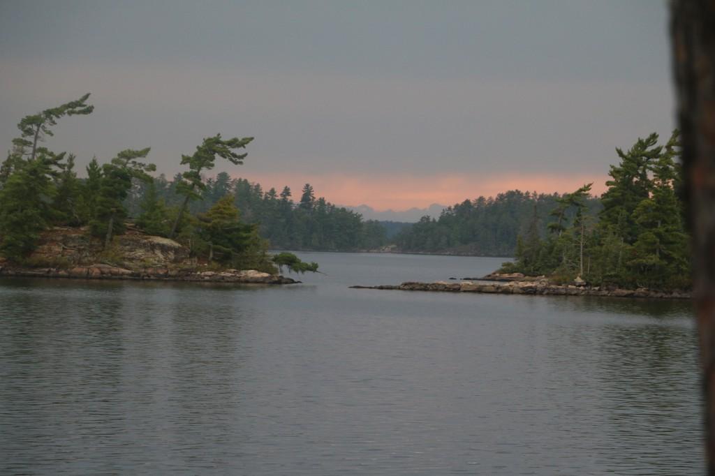 BWCA lake