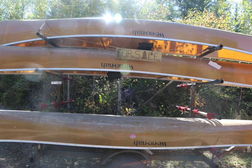 Wenonah Canoes