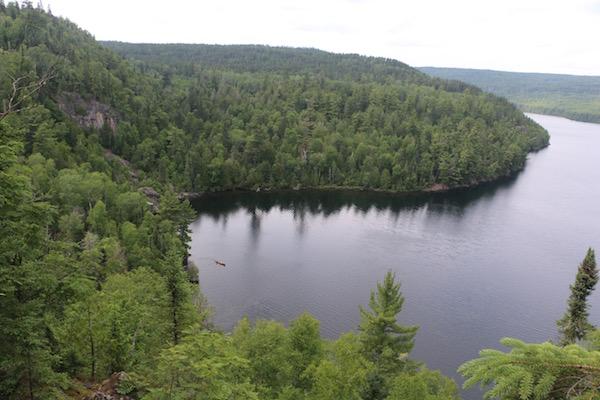 Boundary Waters canoe rental