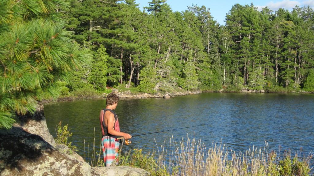 BWCA Fishing