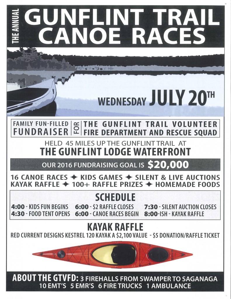 Gunflint Trail Canoe Trips