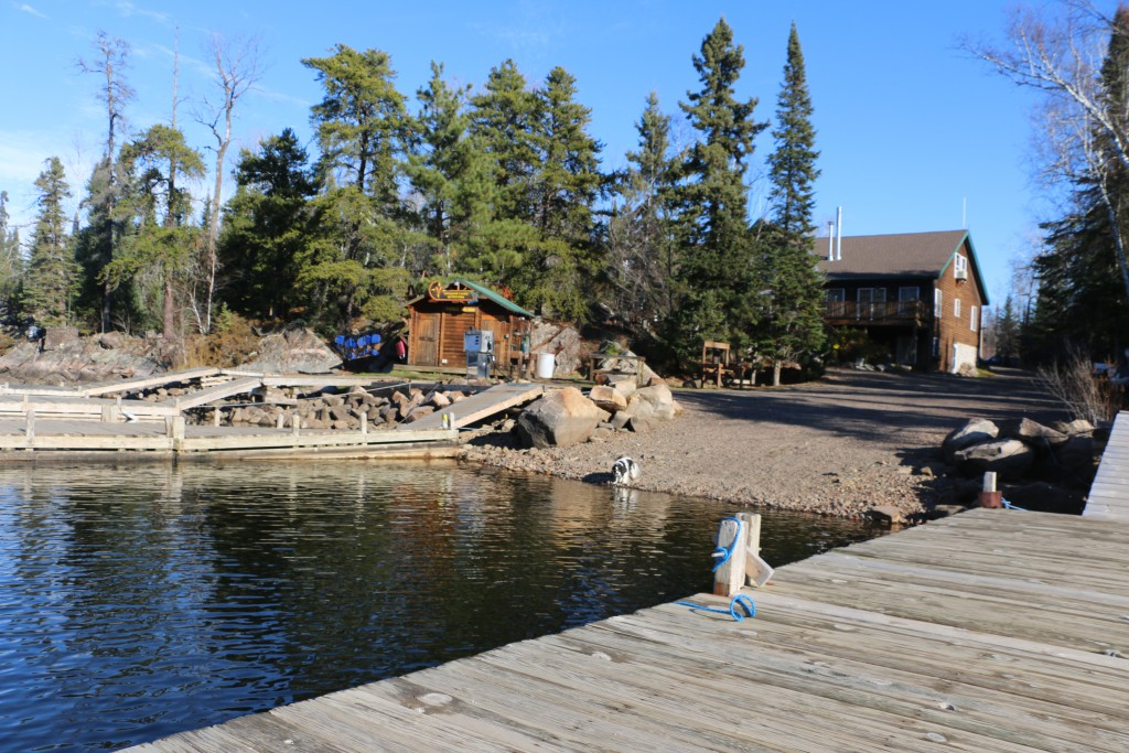 Vacation on the Gunflint Trail