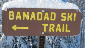 Banadad on the Gunflint Trail