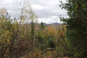 Fall on the Gunflint Trail