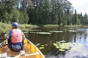 saganaga canoe route