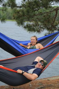 Camping in the Quetico Park