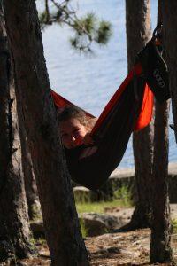 quetico park hammock