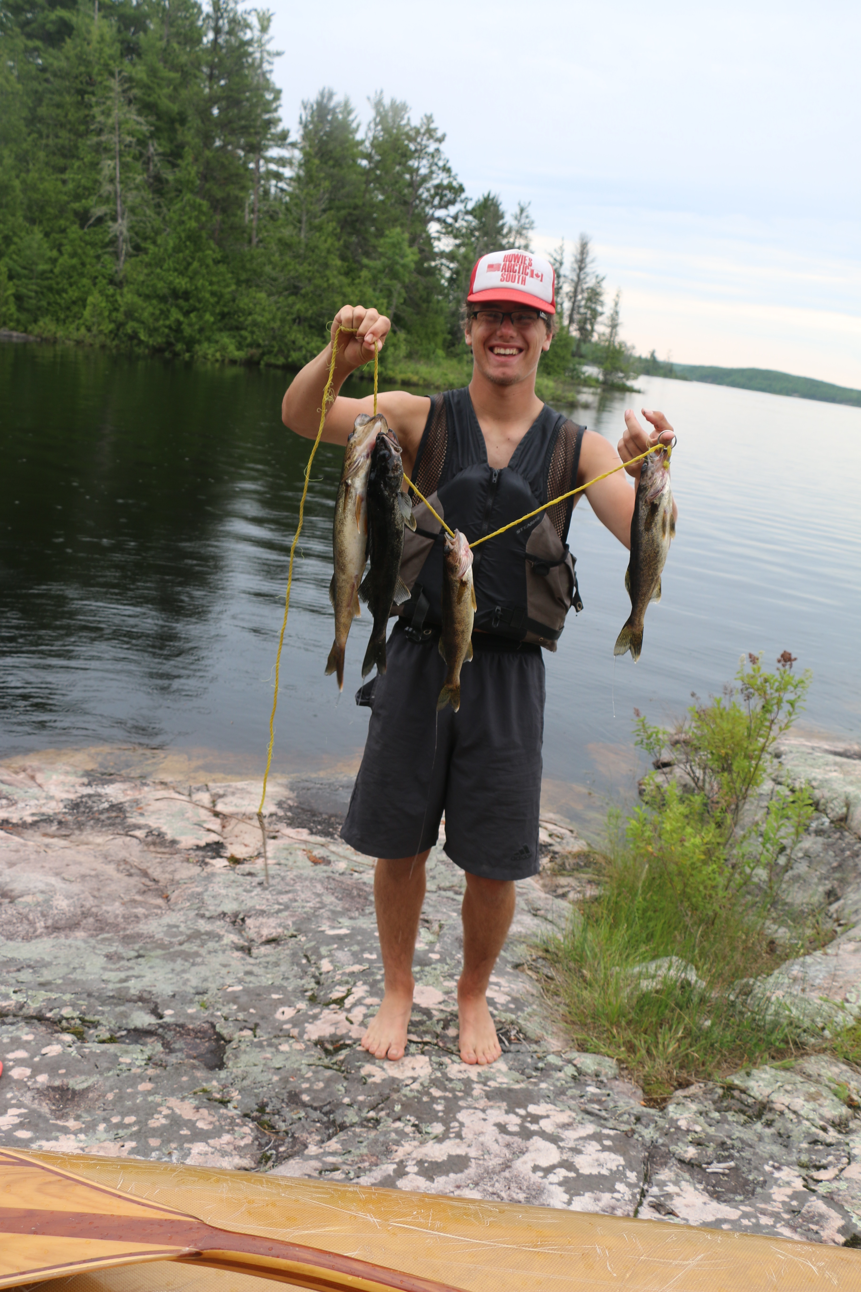Boundary waters blog for Boundary waters fishing