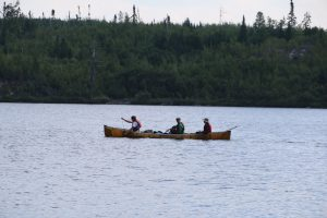 Boundary Waters Leave No Trace