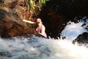 Hiking Kadunce River