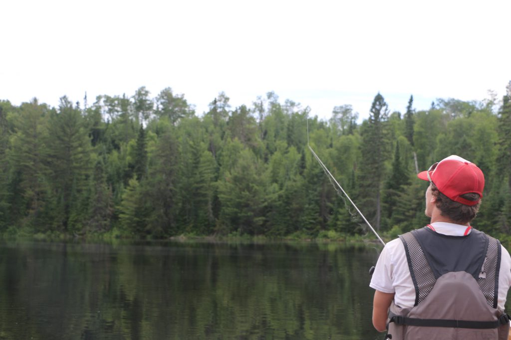 fishing in canada