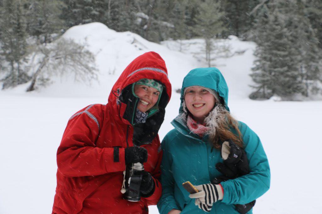 BWCA winter trip