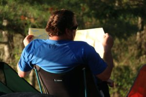 Boundary Waters permit reservation