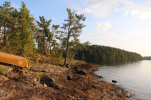 Boundary Waters permit