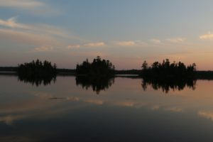 BWCAW permit reservations