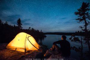 gunflint trail darkest skies