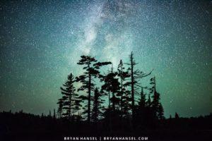 BWCA dark sky