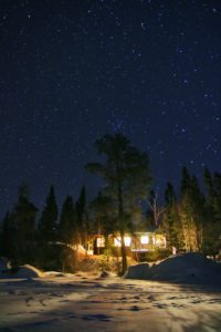 Lodging on the Gunflint Trail