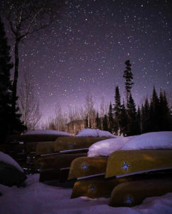 Boundary Waters nights