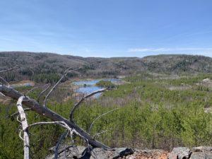 Gunflint Trail scenery