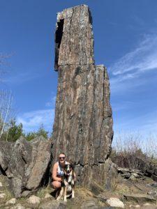 Hiking Gunflint Trail