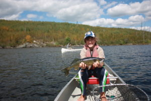 Boundary Waters fishing